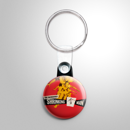 Science Fiction - Incredible Shrinking Man Keychain
