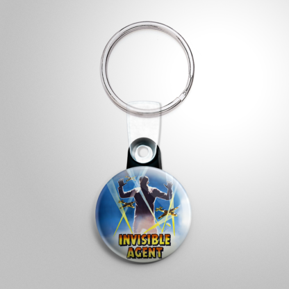 Horror - Invisible Agent Keychain