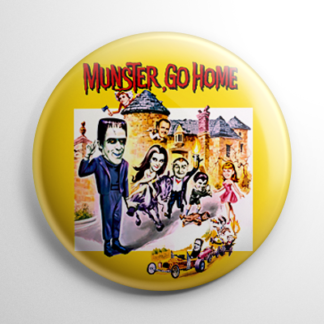 Horror - Munster Go Home Button