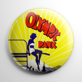 Novelty - Olympic Park Button