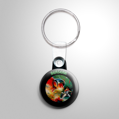 Video Games - Berserk Cartridge Keychain