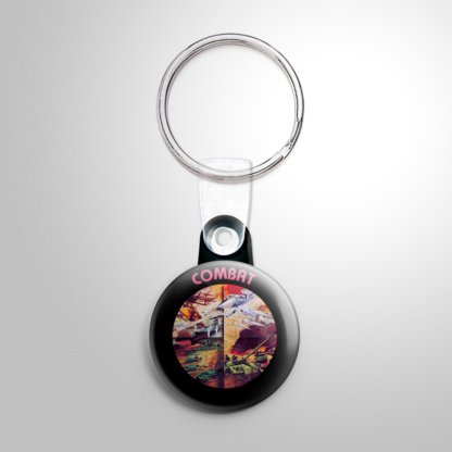 Video Games - Combat Cartridge Keychain