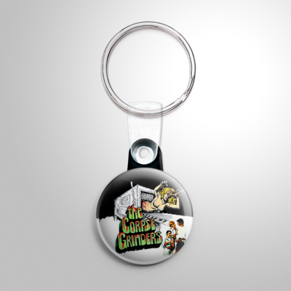 Horror - Corpse Grinders Keychain