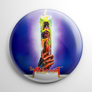 Horror - The Alchemist Button
