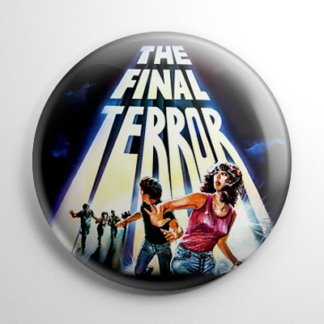 Horror - The Final Terror Button