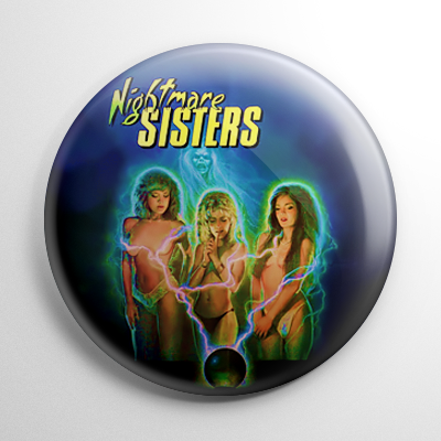 Horror - Nightmare Sisters Button