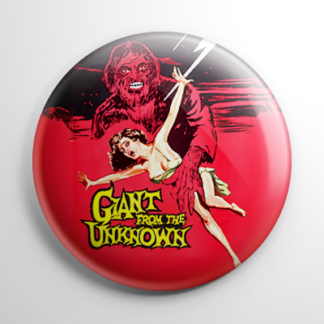 Horror - Giant from the Unknown Button