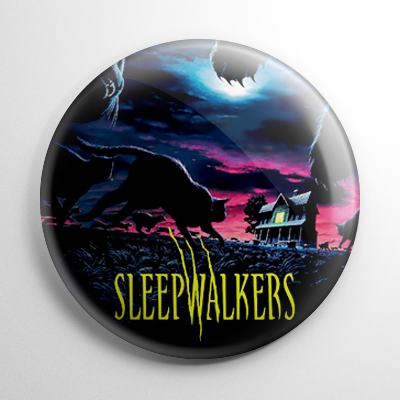 Horror - Sleepwalkers Button