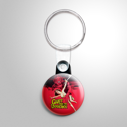 Horror - Giant from the Unknown Keychain