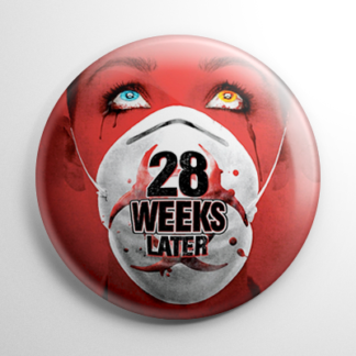 Horror - 28 Weeks Later Button