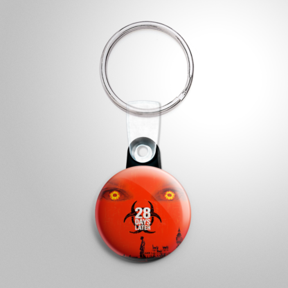 Horror - 28 Days Later Keychain