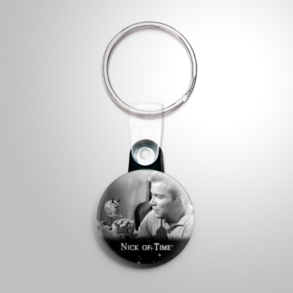 TV Shows - Twilight Zone: Nick of Time Keychain