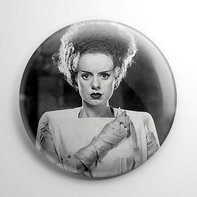 Monsters - Bride of Frankenstein (G) Keychain
