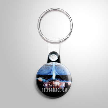 Science Fiction - Independence Day (A) Keychain